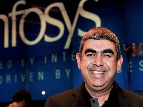 Sikka journeys from bylanes of Baroda to Bangalore's boardroom