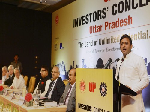 UP inks MoUs worth Rs.54,606 crore with investors