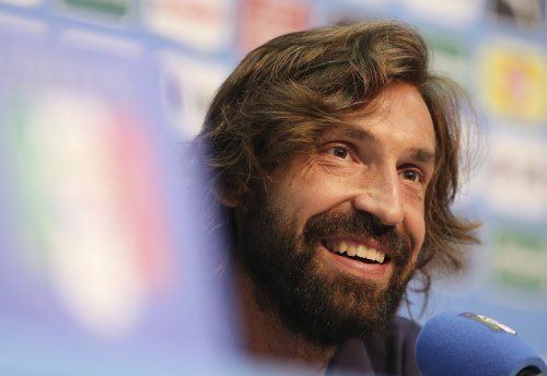 Soccer-Italy can repeat 2006 glory, says Pirlo