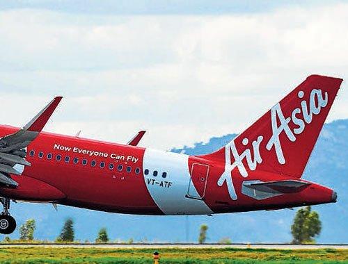 AirAsia takes wing; B'lore to be India hub