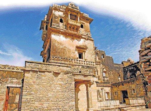 History amid ruins