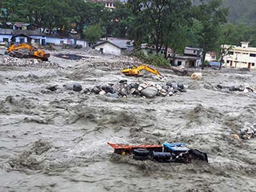 Uttarkhand floods: 12 more bodies found, task force to comb area