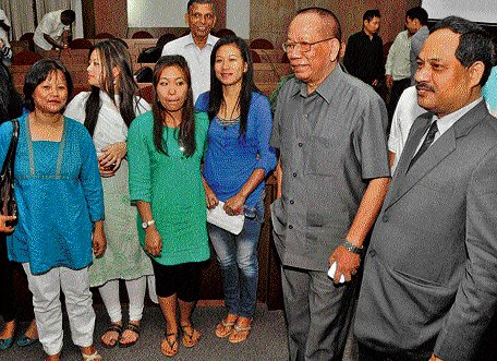 Shortcomings galore at meeting to connect with Northeast people