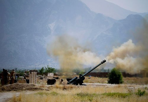 Pak launches comprehensive military onslaught against Taliban