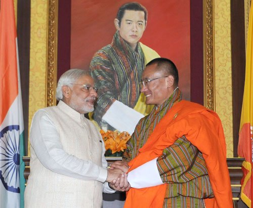 'Modi is friendly, very knowledgeable person'