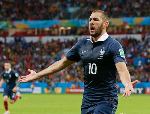 France beat Honduras as goal-line technology makes history