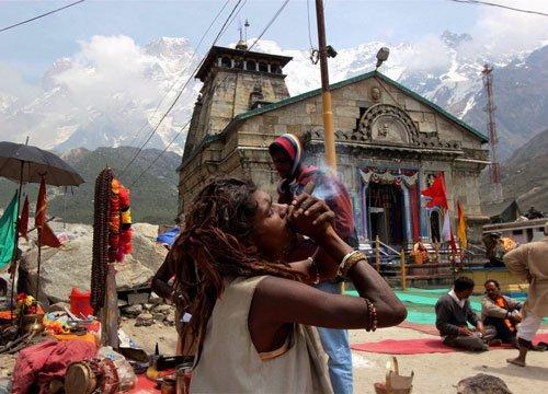 Devastation still visible in Kedarnath