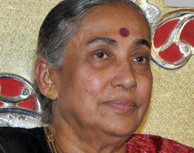 Rajasthan Governor Margaret Alva meets Modi
