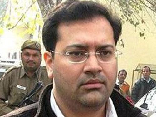 Jessica murder case:Manu Sharma gets parole to appear in exams