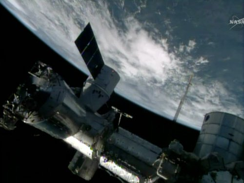 ISS astronauts to brew coffee in space