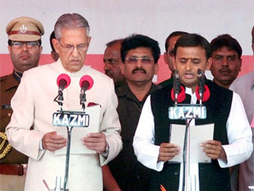 UP Governor Joshi resigns, more on the way out