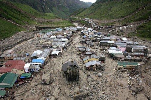 Development plan for ravaged Kedarnath: People remain sceptical