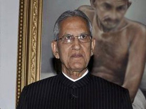 UP governor's resignation accepted