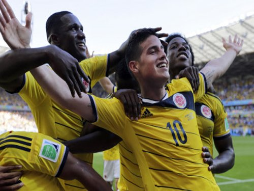 Colombia, Cote d'Ivoire in search of win