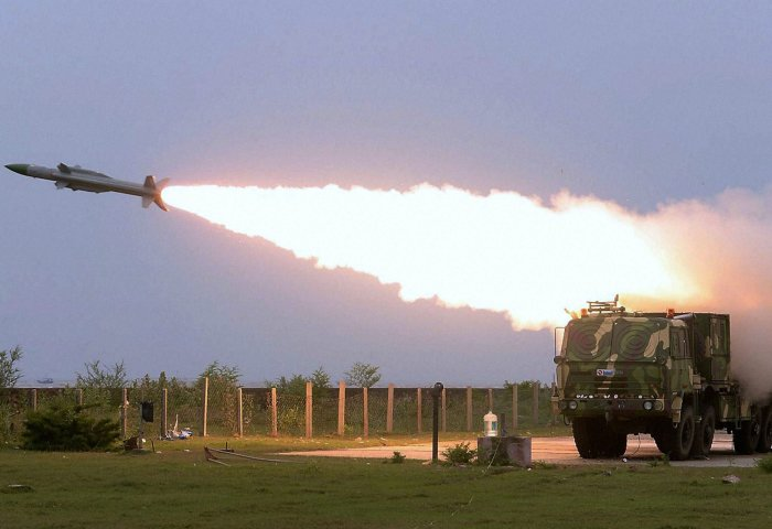 Akash missile ready for induction into Army: DRDO