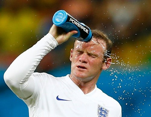 Rooney lashes out at media