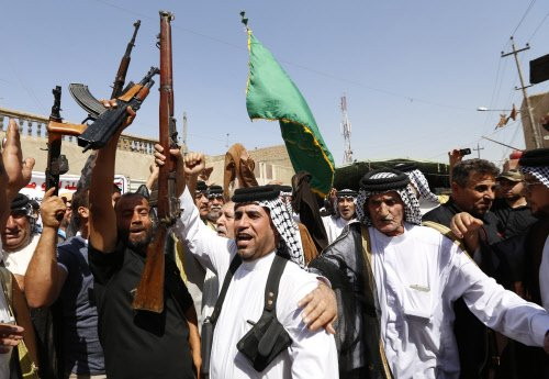 US facing gaps in Iraq as it hunts for militants