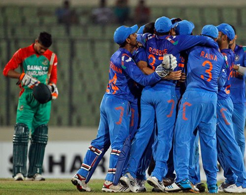 Series in bag, India look for a whitewash