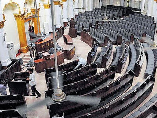 Andhra Pradesh Assembly to meet in century-old building