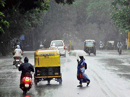 Monsoon picks up pace across State