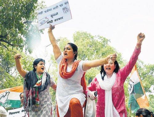 Rape victim to meet Modi over Meghwal sacking