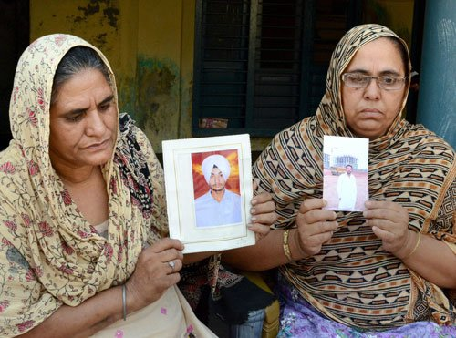 Abducted Indians still not traceable