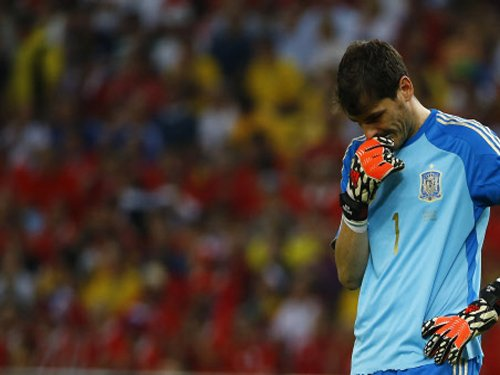 We apologise, we are responsible: Casillas