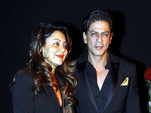 HC relief for SRK, wife on petition about sex determination