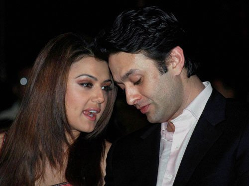 Preity-Ness fight entirely their business, say celebs