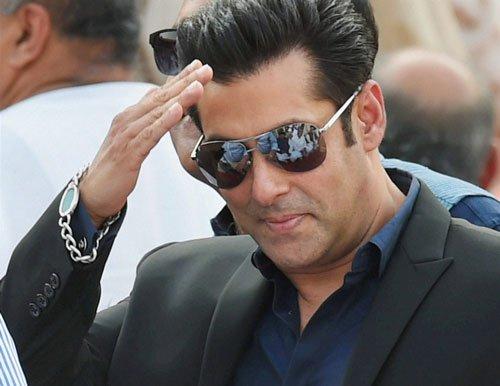 'Bhai' only for boys: Salman Khan