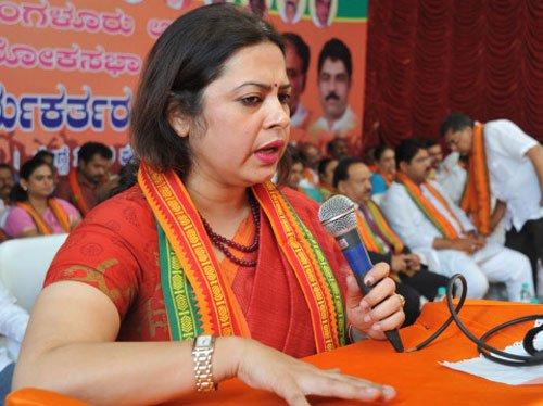 BJP MP Meenakshi Lekhi appointed NDMC member