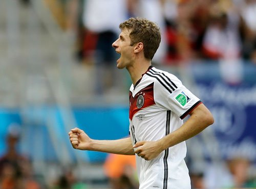 Germany ready for Ghanaian challenge