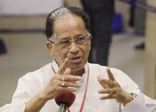 Hooda, Chavan meet Cong leadership, change of CM soon in Assam