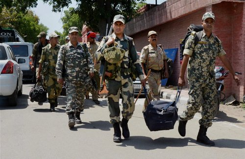 125 IEDs detected by COBRA commandos in J'khand