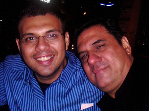 Boman will only work with son if he 'fits the bill'