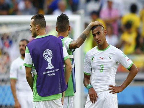 Algeria look to extend stay in World Cup
