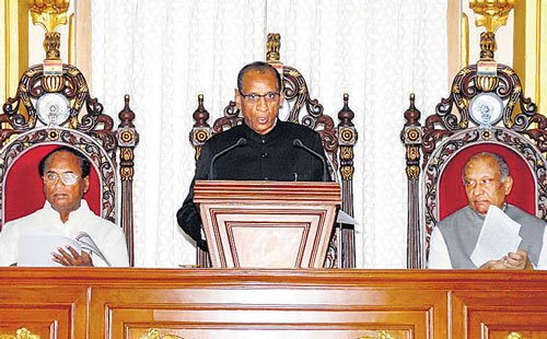 AP division has left deep scars, says guv
