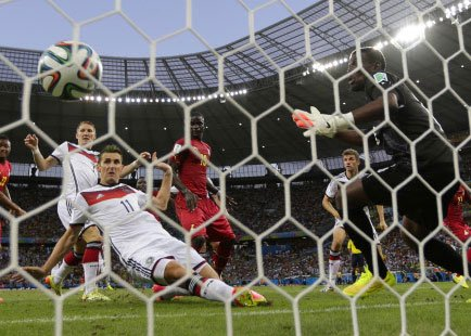 Ghana and Germany draw 2-2 in another cracker
