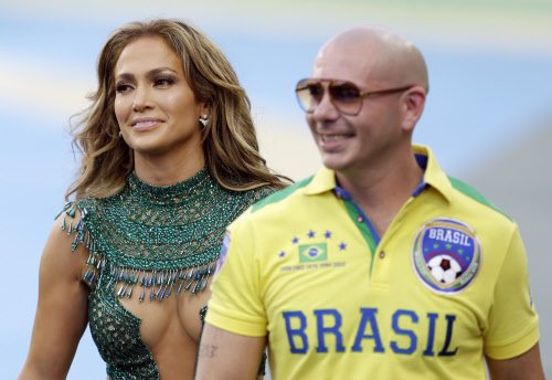 Pitbull is like my brother: Lopez