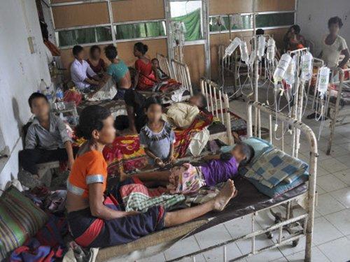 Malaria continues havoc in Tripura, toll now 41