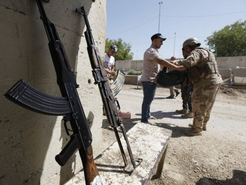 Iraq militants 'turning back clock' in captured Mosul