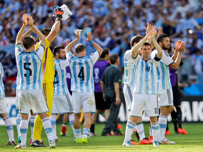 Argentina need to sort out issues at the earliest