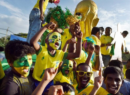 Edgy Brazil eye victory and rhythm