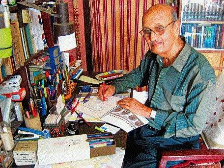 Wellknown calligraphy artist passes away