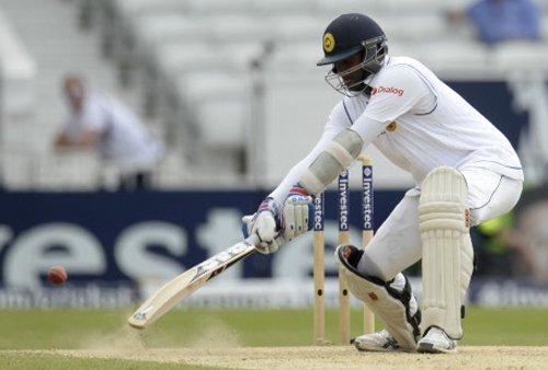 Mathews puts SL in control