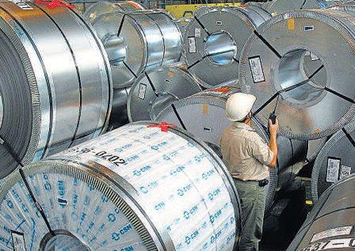 DoD meets SteelMin, merchant bankers  on SAIL divestment