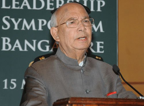 It's a 'defeatist system', regrets Guv