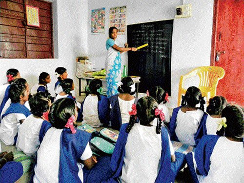 Prove yourself for desired transfer, govt to teachers
