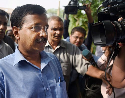 Was not aware of dispute over Flagstaff Rd house: Kejriwal