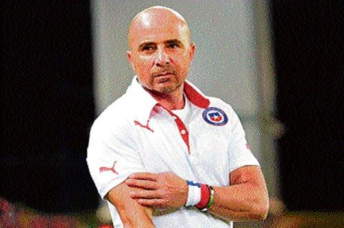 Dutch didn't deserve to win, says Sampaoli